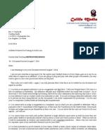 Letter of Return Redact