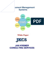 Document Management Systems White Paper JKCS
