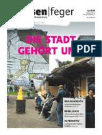 Die Stadt gehört uns! – Ausgabe 13 2014 des strassenfeger