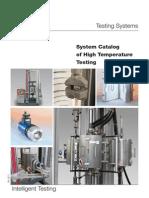 High Temperature Testing