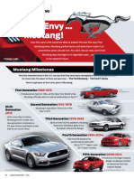 Mustang 2015 Dealers training manual