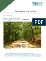 (ES) Dossier de Prensa de EuroVelo