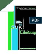 Storyboard Video Bumper Profil Sekolah