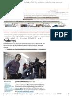 Todos Los Españoles Deberían Pagar Un IRPF Del 55,5% Para Financiar La _renta Básica_ de Podemos - Libre Mercado