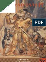 Rolemaster - Manual de Combate (JOC)