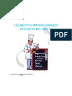 19940401 Las Recetas Internacionales Favoritas Del Chef G
