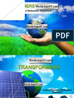 Voltage Transformers From World-Import.Com