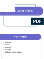 Religions in Great Britain.ppt