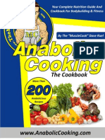 Anabolic Cookbook