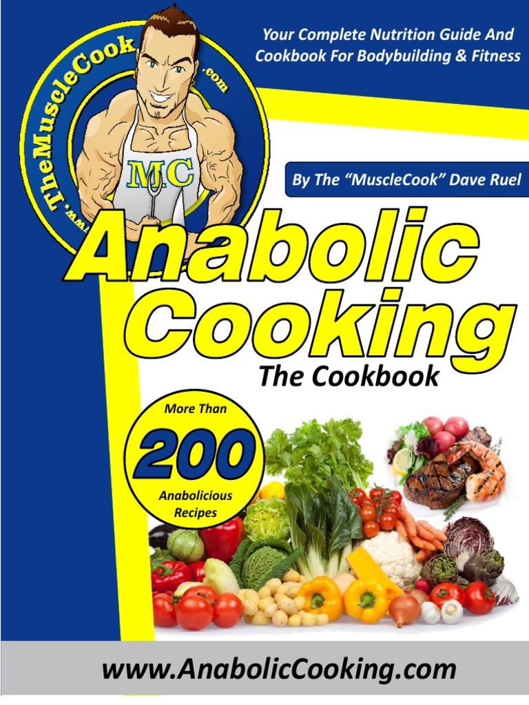 Anabolic Cookbook   Oatmeal   Baking