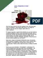 8 de marco_ dispense a rosa