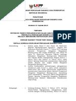Petunjuk Teknis Inpassing Pengelola Pengadaan Barang/Jasa Pemerintah