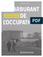 Le Carburant de l'Occupation (2014)