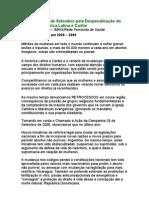 Campanha 28 de Setembro pela Despenalização do Aborto na América Latina e Caribe