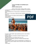 A jornalista americana Ariel Levy investiga sexualidade para consumo e obsessao feminina em parecer estrela porno
