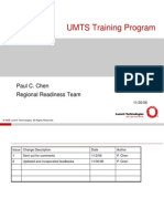 UMTS Training Program v2