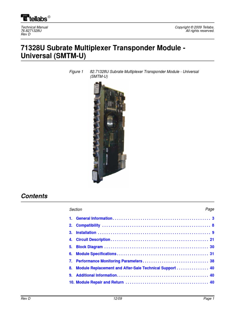 76 8271328u D Smtm U Wavelength Division Multiplexing Optical Fiber General Block Diagram Of Multiplexer