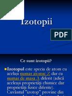 Izotopii