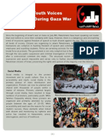 Palestinian Youth Voices Suppressed during Gaza War