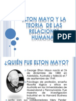 eltonmayoylateoriadelasrelaciones-100916054210-phpapp01