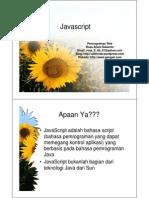 4 Javascript