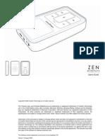 Zen User Manual