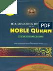 Illuminating Discourses On The Noble QurantafseerAnwarulBay'an Volume 3 By Shaykh Ashiq Ilahi Madni r.a