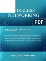 236474732 Report in Elec 5 Wireless Networking
