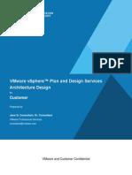 A2 VSphere Architecture Design