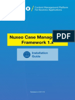 Nuxeo CMF 1.x InstallationGuide
