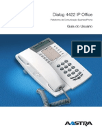 Manual Telefone Ip Astra 4422