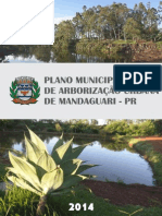 PLANO MUNICIPAL DE ARBORIZAÇÃO URBANA DE MANDAGUARI - FASE I - DIAGNÓSTICO.pdf