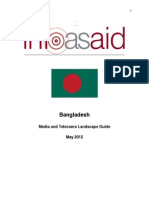 Bangladesh Media Landscape