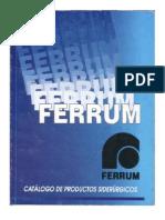 Ferrum Catalogo