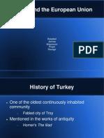 Quick report on Turkey