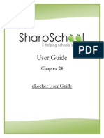 eLocker User Guide (Full)