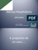 Ateneo Vacunas