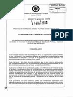 Decreto 490 Conexiones Intradomiciliarias