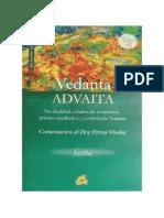 Vedanta Advaita - Sesha - Marzo 2014