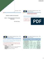 Aula 6_Espectrometria de Absorção Molecular