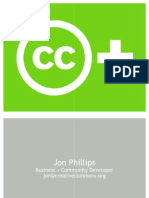 Creative Commons CC+ Overview