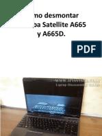 Mantenimiento de Toshiba Satellite