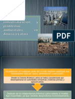 Urbanización y Actividades Económicas en América Latina.