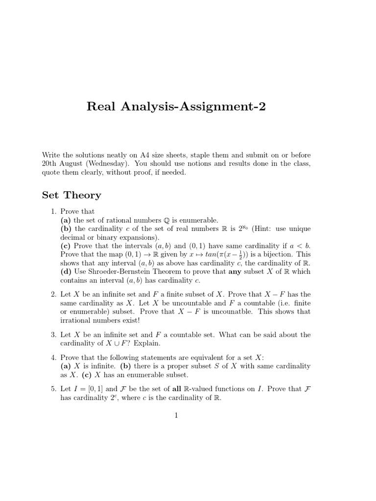 Set Theory 2 | Set (Mathematics) | Real Number