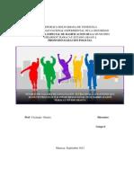 Proyecto de Jovenes en Situacion de Riesgo Social Revisado