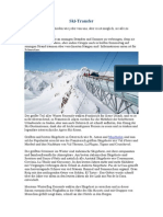 Ski Transfer Europe