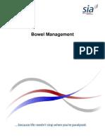 Bowel Management 2