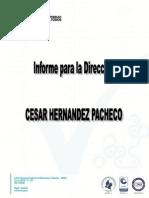 Informe César Hdez Para DAB