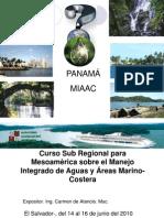 Recursos Hidricos en Panama