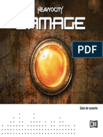 Damage Manual Spanish